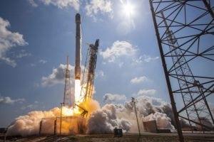 SpaceX Falcon 9 ABS Eutelsat