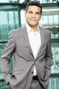 Laurent Grimaldi, CEO of Broadband for Africa. Photo: Eutelsat