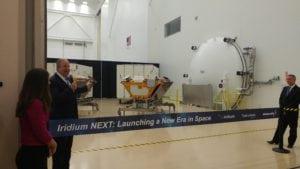 Iridium Next Satellites