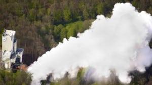 DLR test rig Ariane 6 Lampoldshausen