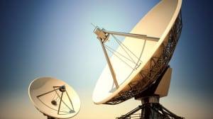 Satellite Antenna DCDC Cinema