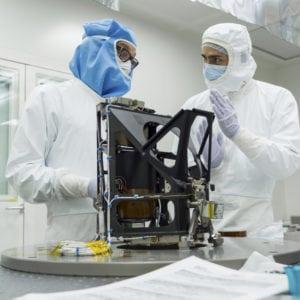 Cassis Telescope Ruag Space