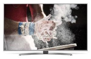 4K TV Telus Canada