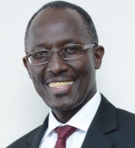 Andrew Rugege ITU Africa