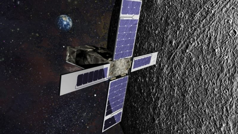 SkyFire's new infrared technology will help NASA enhance its knowledge of the lunar surface. Lockheed Martin