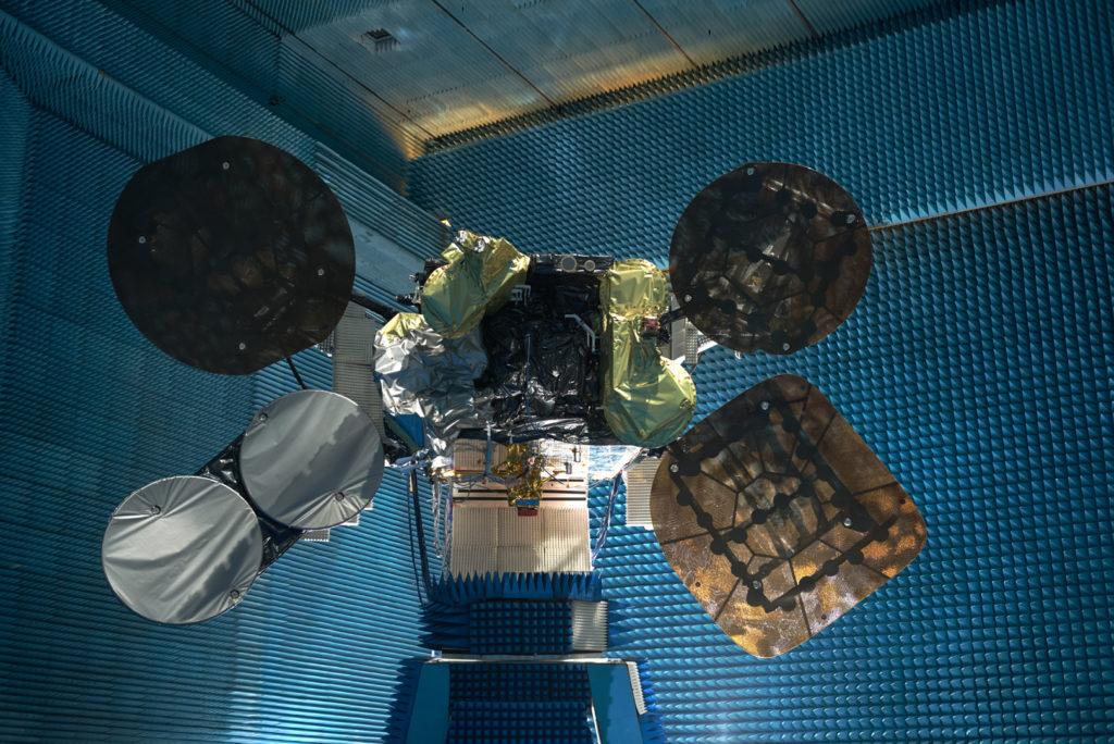 Spacecom Amos 6