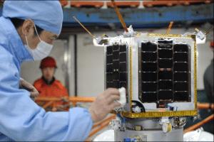 LuxSpace VesselSat 2