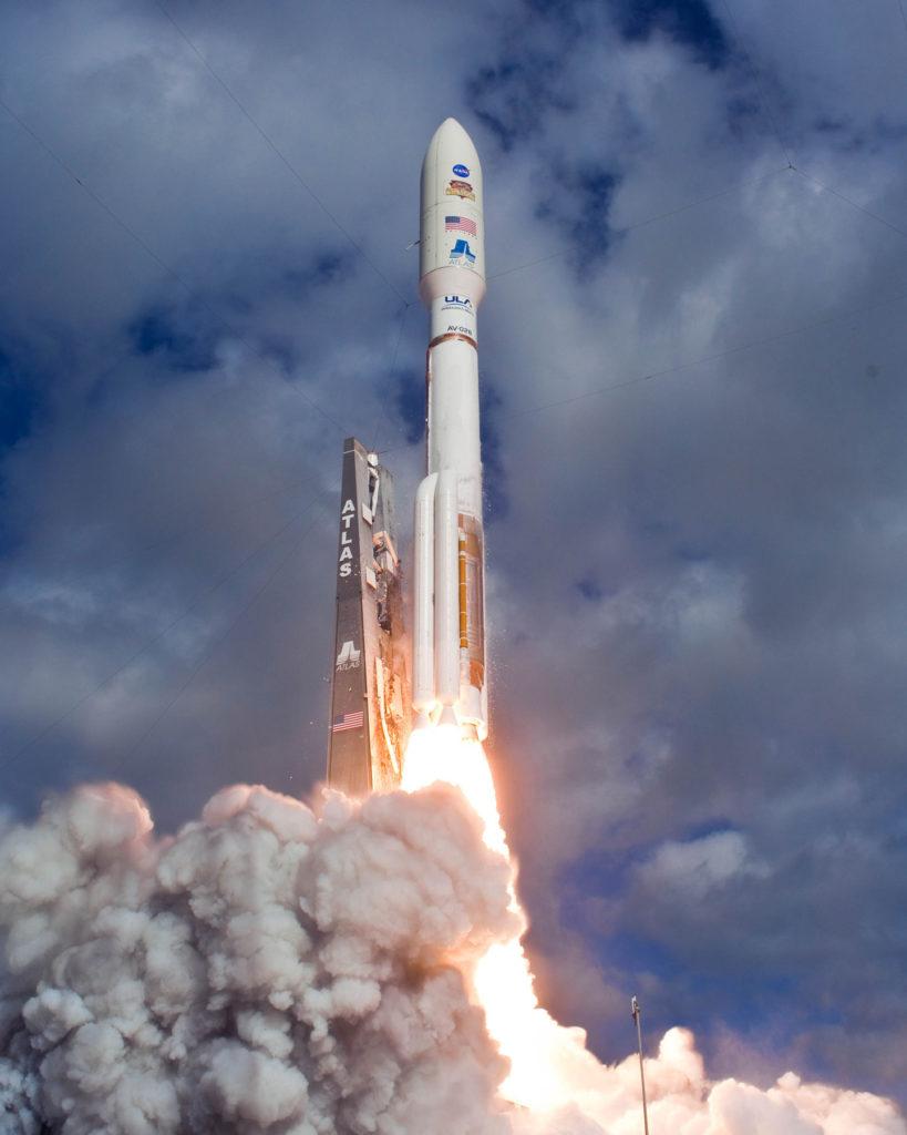ULA Atlas V MSL Curiosity