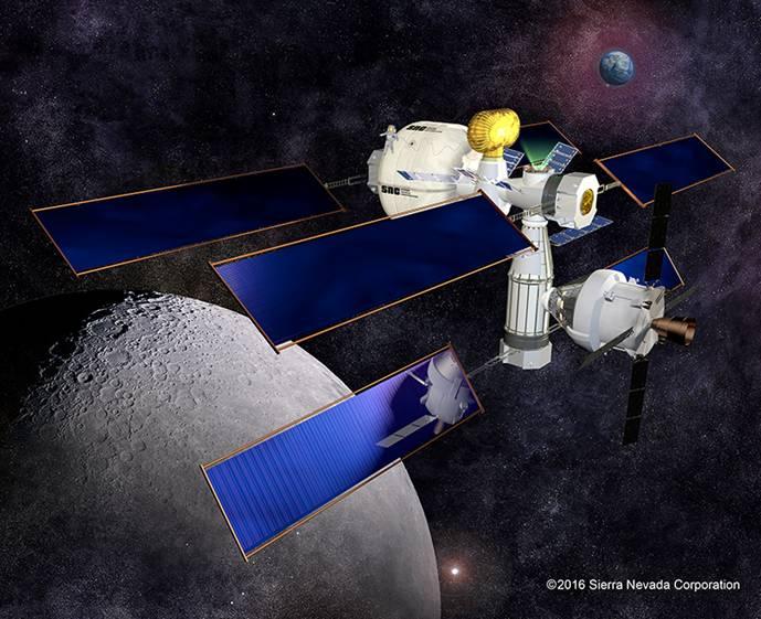 SNC space habitat