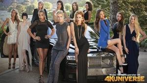 4KUniverse's 4K TV show Model Turned Superstar.