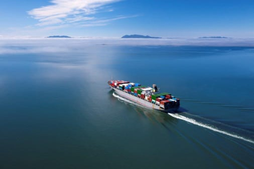 Maritime Boat Stock Photo