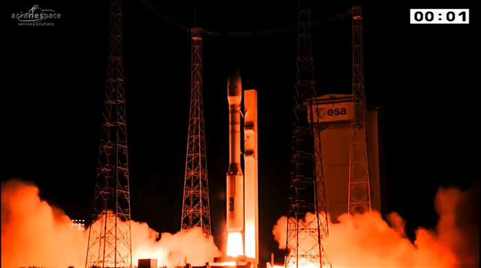Vega ESA Skybox Terra Bella PeruSAT