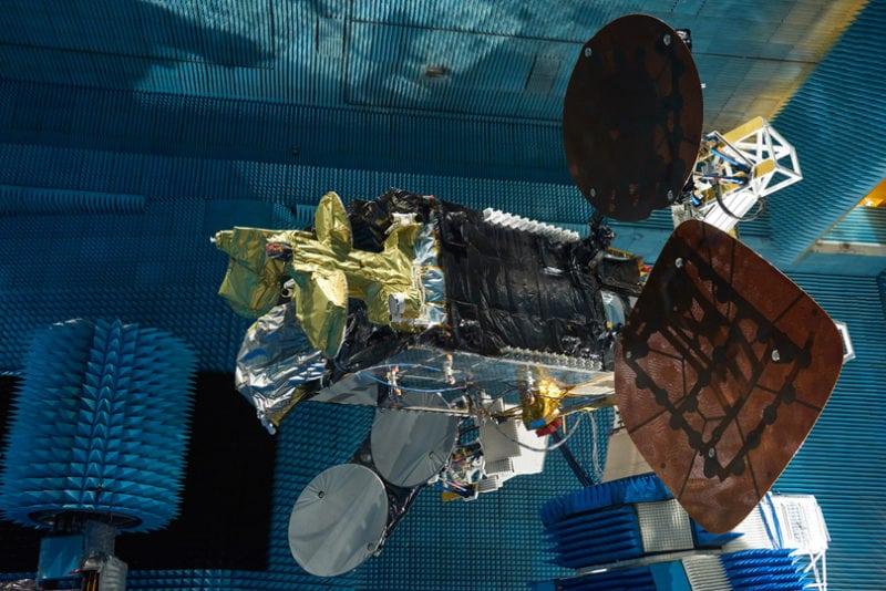 Spacecom Amos 6 IAI