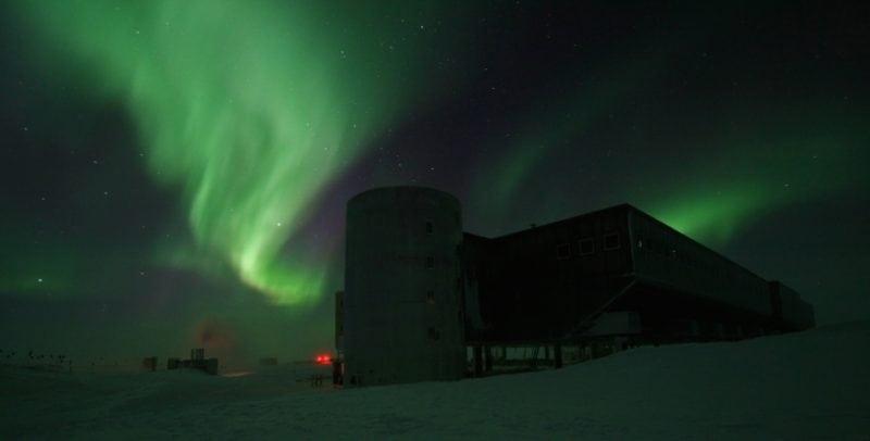 NSF DSCS South Pole