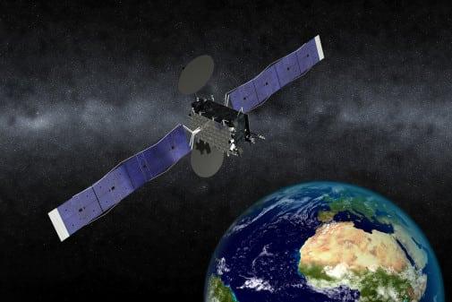 Eutelsat 5 West B Orbital ATK Airbus