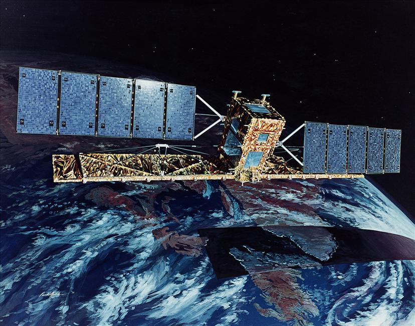 Radarsat Canada CSA MDA