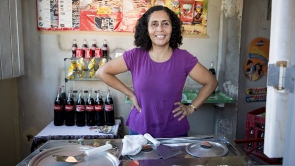 Coca-Cola's 5by20 project aims to empower female entrepreneurs while expanding the company's business base.
