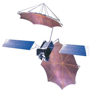 Harris Unfurlable Space Antenna Solutions