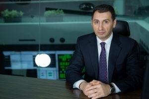 Rashad Nabiyev, CEO at Azercosmos.