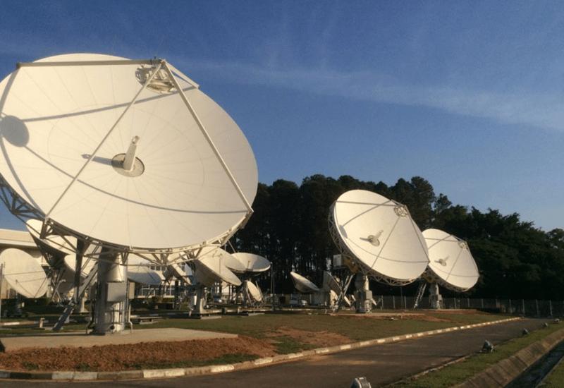 O3b teleport in Brazil. Photo: Ozonio Telecommunications