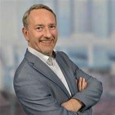 Sjoerd De Clerck, vice president of sales, Newtec. Photo: Newtec