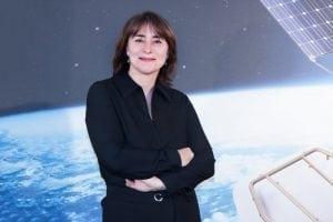 Sandrine Teran, group chief financial officer, Eutelsat. Photo: Eutelsat