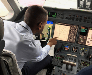 Spire is introducing a new ADS-B tracking solution that can meet the ICAO 15-minute tracking mandate. Photo: Spire
