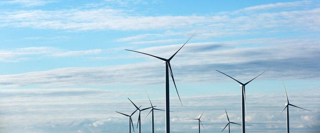General Electric's GE 2MW wind turbines platform.