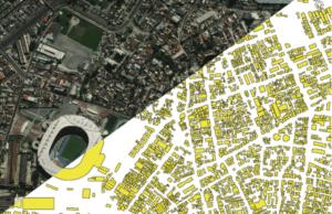 Rio's Maracanã Zone. Photo: CosmiQ
