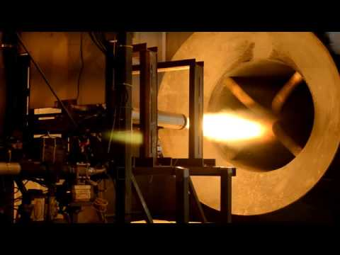 Rocket Crafters is developing engines that run on 3D printed fuel. Photo: Rocket Crafters