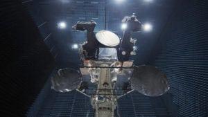 SmallGEO Hispasat payload. Photo: ESA