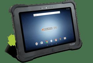 Xplore XSLATE D10 Android rugged tablet. Photo: Xplore Technologies