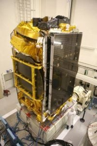 Eutelsat 172B in final testing. Photo: 17B