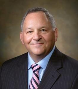 Jerry Tarnacki, new SVP for Space Business. Photo: Aerojet Rocketdyne.