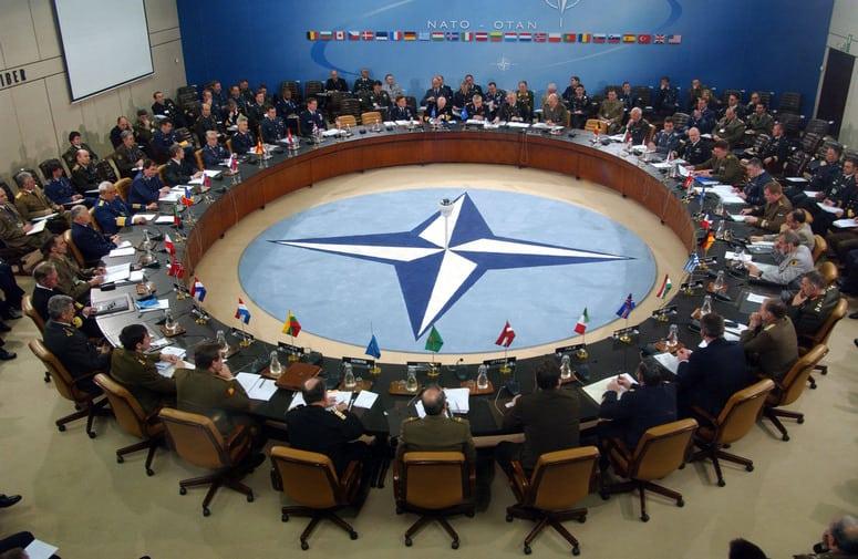NATO member countries meeting