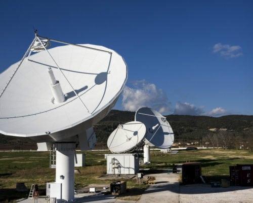 EAN satellite network testing