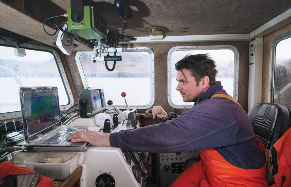 SES' Maritime+ brings connectivity to ships at sea.