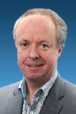 Steve Oldham, SSL SVP of Strategic Business Development.