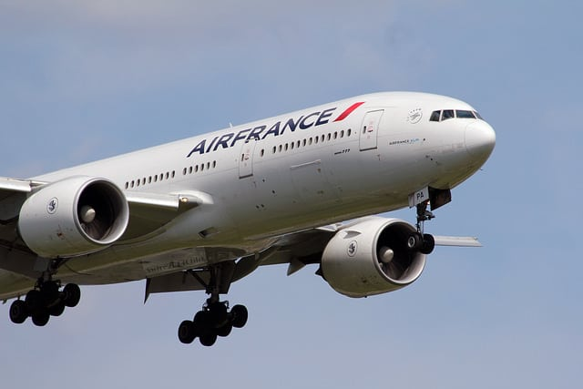 Gogo Launches Service on Air France