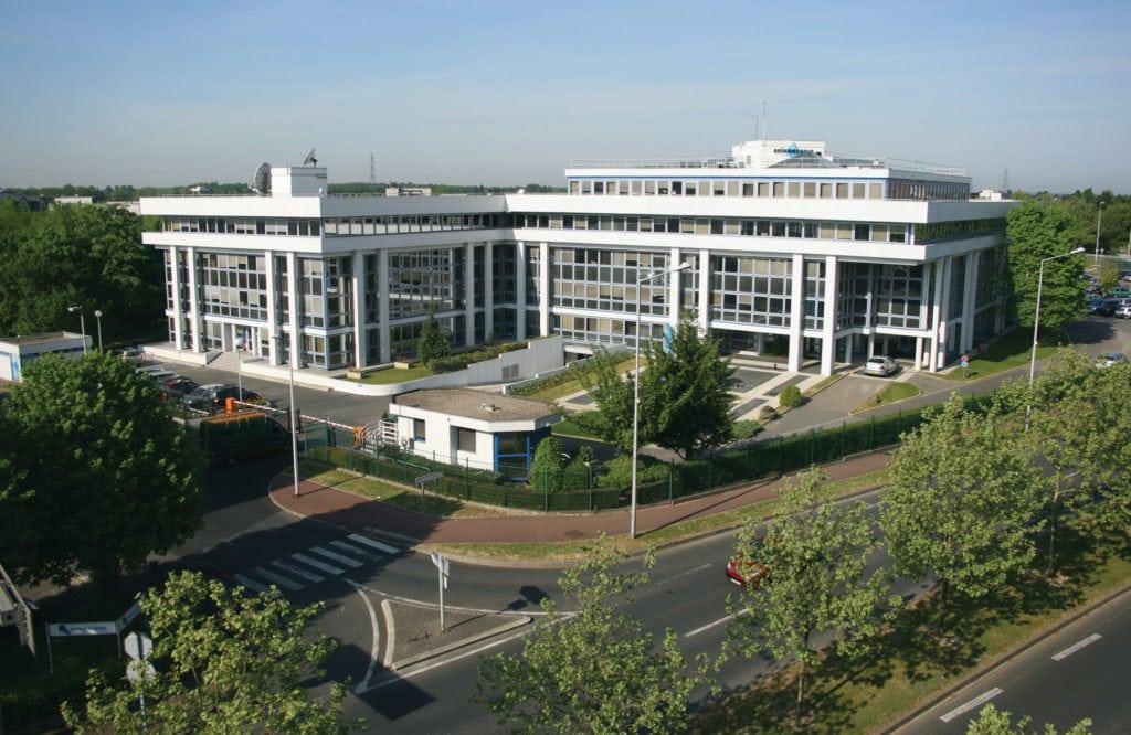 Arianespace HQ.