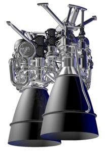 Aerojet Rocketdyne's AR1 propulsion system.