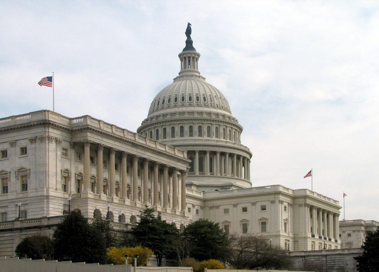 U.S. Capitol Building. Photo: Wikimedia.