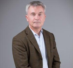 Mark Rigolle, LeoSat CEO. Photo: LeoSat.
