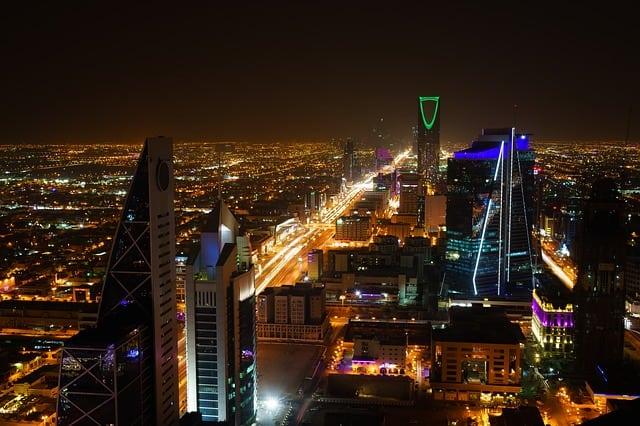 Riyadh, Saudi Arabia skyline. Photo: MaxPixel.