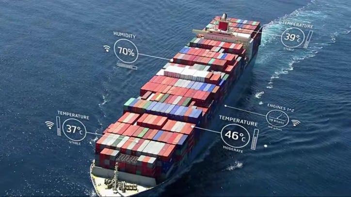 Rendition of Fleet Xpress. Photo: Inmarsat.