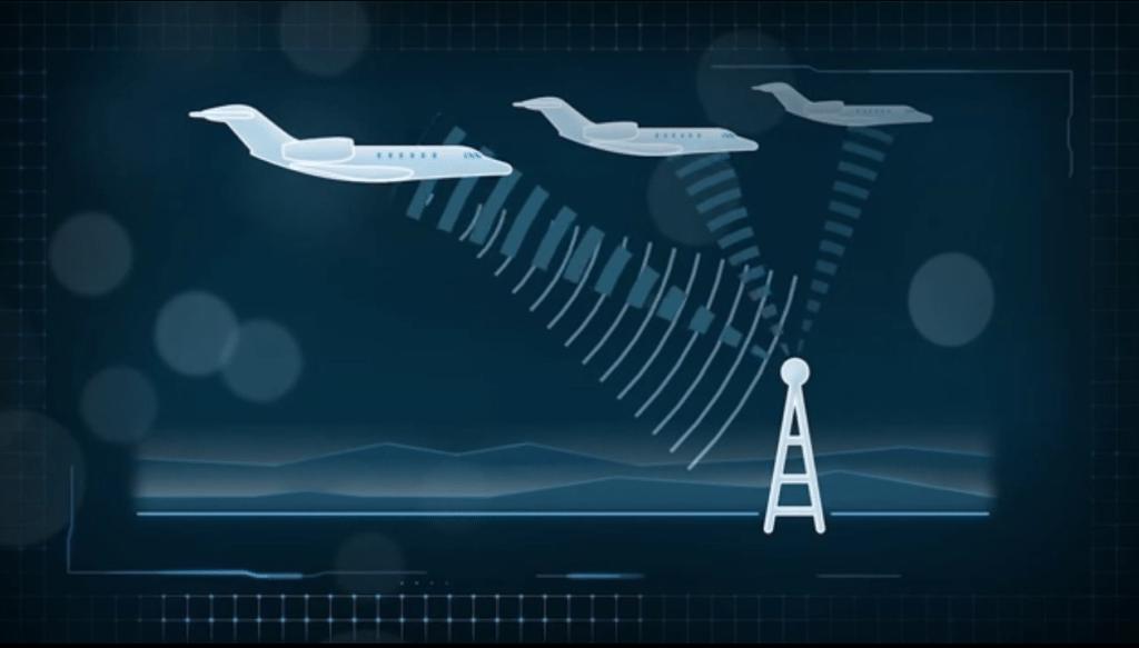 SmartSky 4G LTE Network rendering. Photo: SmartSky Networks