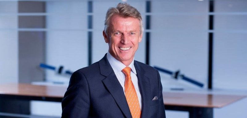 Barrie Woolston, AsiaSat's Chief Commercial Officer (CCO). Photo: AsiaSat.