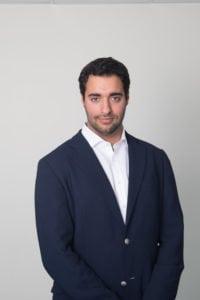 Rafel Jorda-Siquier, founder and CEO of Open Cosmos. Photo: Open Cosmos.