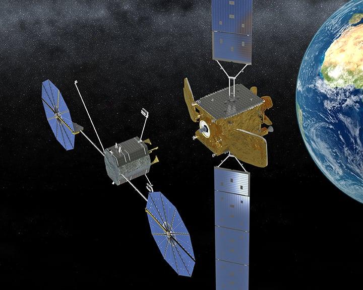 Rendition of MEV. Photo: Orbital ATK.
