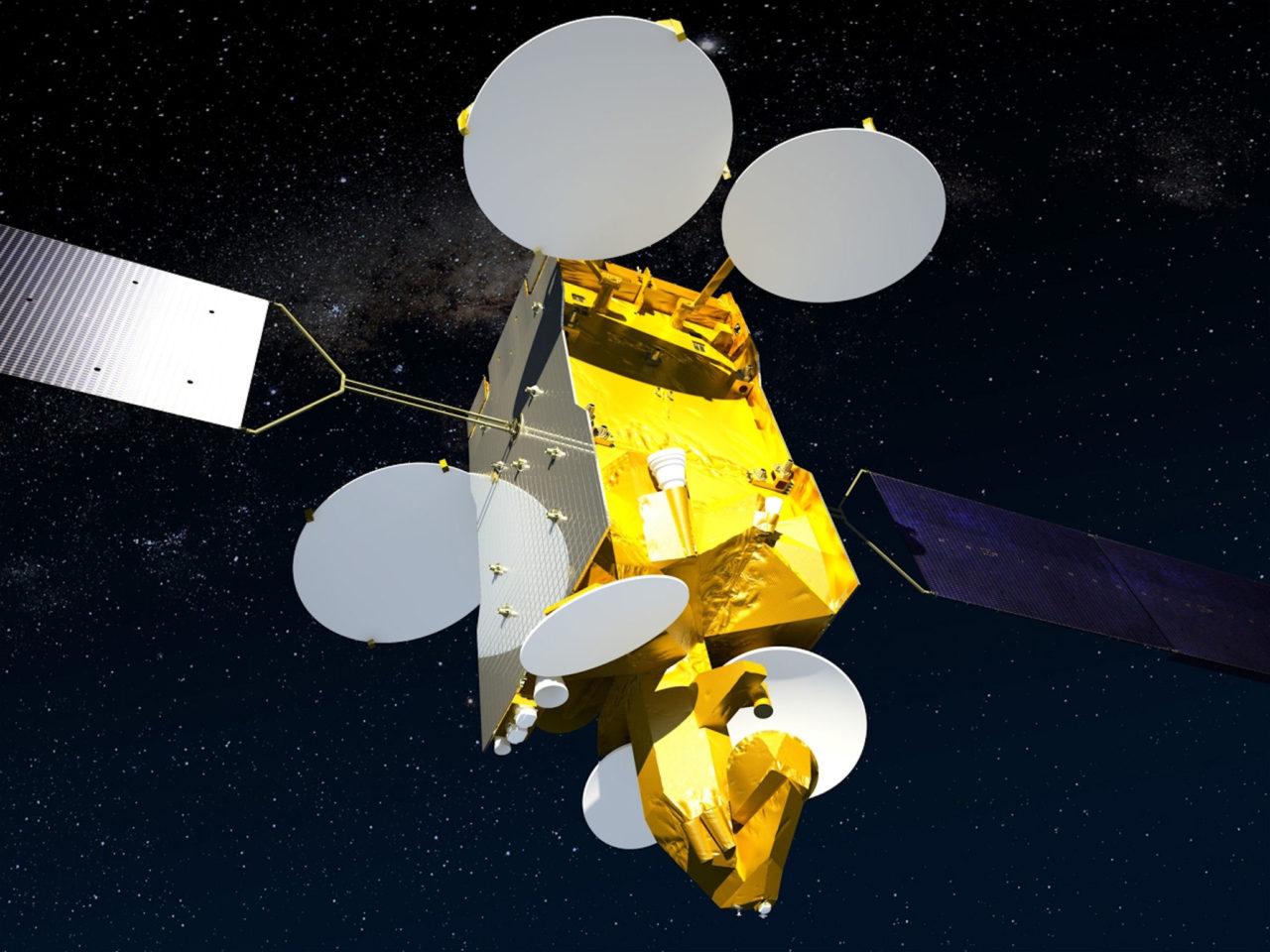 SES-6 satellite. Photo: SES.